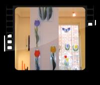 altijd tulpen in huis in elk seizoen bij glaswinkeltje. Black Bedroom Furniture Sets. Home Design Ideas